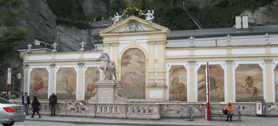 Salzburg_Pferdeschwemme