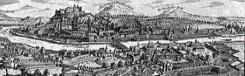 Geschiedenis van Salzburg