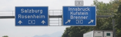 Reizen naar Salzburg
