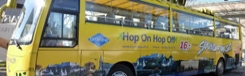 Met de Hop-on Hop-off bus langs de bezienswaardigheden in Salzburg