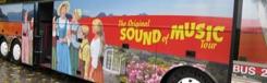 Bustour langs de lokaties van The Sound of Music